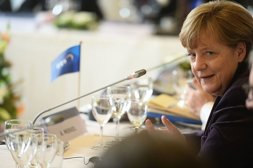 Foto: Angela Merkel - Bild: Commons/EPP, CC BY 2.0