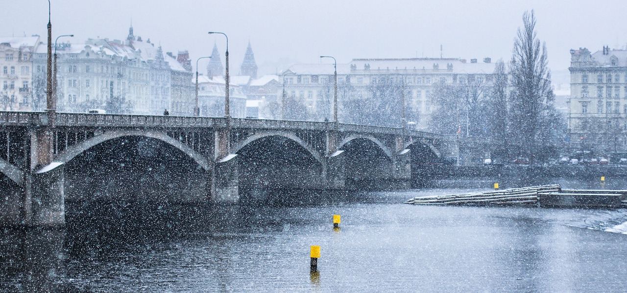 Winter in Prag / Foto: RichardLey/Pixabay